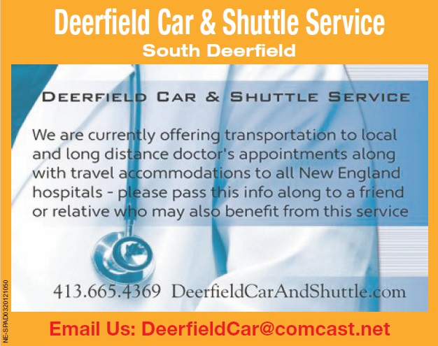 Deerfield-Car-And-Shuttle Doctor's Appointments